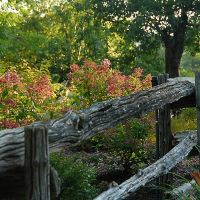 Timeless Vermont fences