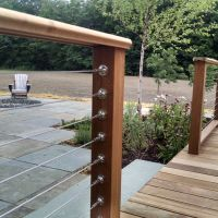 Cable railings that won't block your views